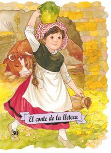 el conte de la lletera-enriqueta capellades-9788478646845
