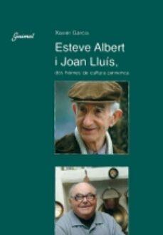 Noticiastoday.es Esteve Albert I Joan Lluís, Dos Homes De Cultura Pirinenca Image