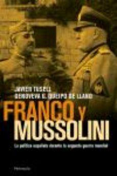 Encuentroelemadrid.es Franco Y Mussolini Image