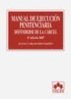 Vinisenzatrucco.it Manual De Ejecucion Penitenciaria : Defenderse De La Carcel (4ª E D) Image
