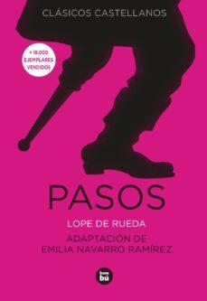 Descargar libros electronicos torrent PASOS de LOPE DE RUEDA en español 9788483432945