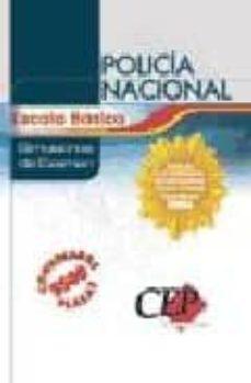 Chapultepecuno.mx Simulacros De Examen Oposiciones Policia Nacional Escala Basica Image