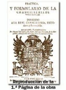Chapultepecuno.mx Practica Y Formulario De La Chancilleria De Valladolid (Edicion F Acsimil) Image