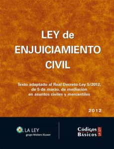 ley de enjuiciamiento civil (ebook)-9788490200445