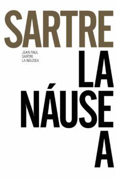 la nausea (ed. 50 aniversario)-jean paul sartre-9788491043645