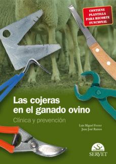 Descargar libros en linea gratis en pdf. LAS COJERAS EN EL GANADO OVINO RTF de LUIS MIGUEL FERRER (Literatura española) 9788492569045