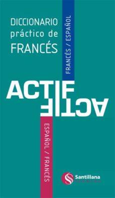 Geekmag.es Diccionario Practico De Frances Actif Frances-español/español-fra Nces (Ed. 2013) Image