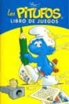 libro de juegos de los pitufos-9788493622145