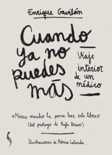 Descargas gratuitas de libros de texto de audio CUANDO YA NO PUEDES MAS in Spanish 9788493704445