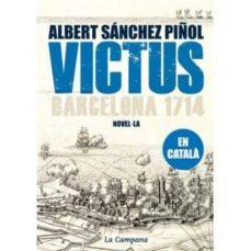 Descargando audiolibros a iphone desde itunes VICTUS CAT BUTXACA de ALBERT SANCHEZ PIÑOL