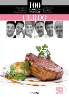 101 maneras de cocinar cerdo-9788494352645