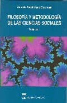Viamistica.es Filosofia Y Metodologia De Las Ciencias Sociales (Vol. I) Image