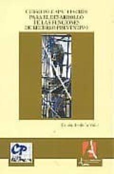 Descargando libros a iphone 4 CURSO DE CAPACITACION PARA EL DESARROLLO DE LAS FUNCIONES DE RECU RSO PREVENTIVO