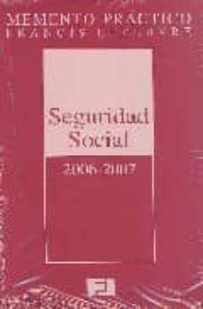 Lofficielhommes.es Memento Practico Seguridad Social 2006-2007 Image