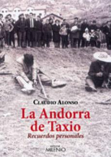 Epub descarga ibooks LA ANDORRA DE TAXIO 9788497435345