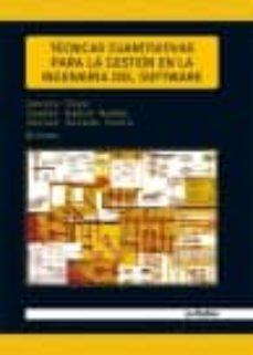 Bressoamisuradi.it Tecnicas Cuantitativas Para La Gestion En La Ingenieria Del Software Image