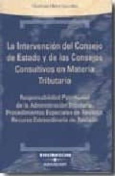 Viamistica.es Intervencion Del Consejo De Estado Y Consejos Consultivos En Mate Ria Tributaria Image