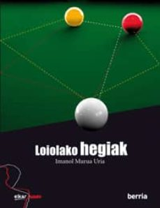 loiolako hegiak-imanol murua uria-9788497838245