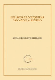 Iguanabus.es Les Regles D Esquivar Vocables A Revisio Image