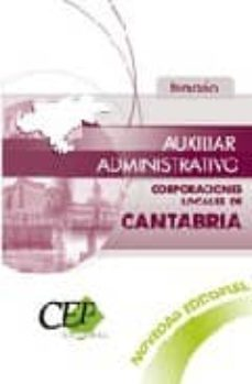 Geekmag.es Auxiliar Administrativo Corporaciones Locales De Cantabria. Temar Io Image