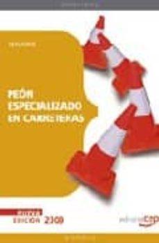 Geekmag.es Peon Especializado En Carreteras: Temario Image