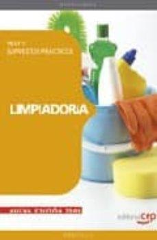 Enmarchaporlobasico.es Limpiador/a. Test Y Supuestos Practicos Image