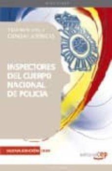 Asdmolveno.it Inspectores Del Cuerpo Nacional De Policia Ciencias Juridicas. Te Mario Vol.i Image