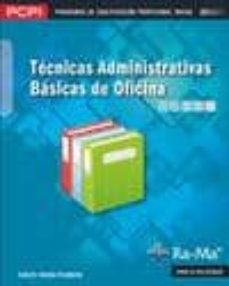 Javiercoterillo.es Tecnicas Administrativas Basicas De Oficina (Pcpi) Image