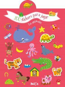 Followusmedia.es 100 Stickers Para Jugar - Los Animales Image