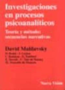 Inmaswan.es Investigaciones En Procesos Psicoanaliticos: Teoria Y Metodo, Sec Uencias Narrativas Image