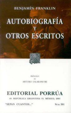Garumclubgourmet.es Autobiografia Y Otros Escritos (3ª Ed.) Image