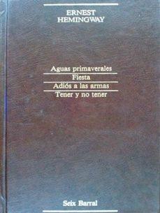 Followusmedia.es Summa Literaria. Ernest Hemingway Image