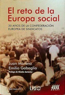 Inmaswan.es El Reto De La Europa Social Image