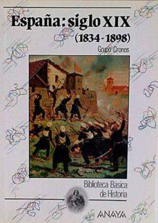 España Siglo Xix 1834 1898 Libro Pdf Descargar Gratis Pdf Collection