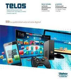 REVISTA TELOS 99 / FUNDACION TELEFONICA - VV.AA. | Triangledh.org