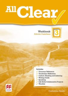all clear 3 secondary workbook castellano-9780230467255