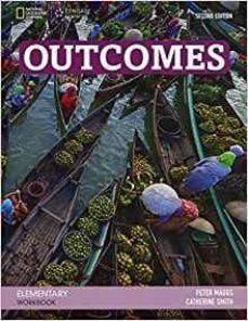 Descarga de libros para kindle OUTCOMES ELEMENTARY: WORKBOOK AND CD in Spanish 9781305102255