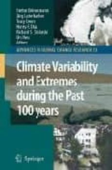 Cdaea.es Climate Variability And Extremes During The Past 100 Years Image