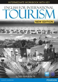 english for international tourism intermediate new edition workbook with key and audio cd-9781447923855