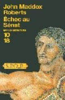 Ebook descarga gratuita pdf ECHEC AU SENAT