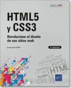 Descargas de libros electrónicos de Amazon para ipad HTML5 Y CSS3: REVOLUCIONE EL DISEÑO DE SUS SITIOS WEB (4ª EDICION ) 9782409022555 de CHRISTOPHE AUBRY