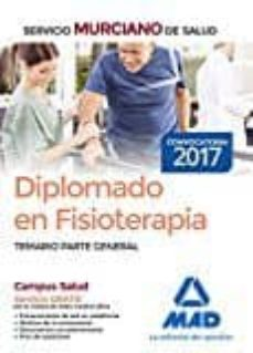 Encuentroelemadrid.es Diplomado En Fisioterapia Del Servicio Murciano De Salud. Temario Parte General Image