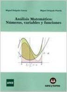 Trailab.it Analisis Matematico: Numeros, Variables Y Funciones Image