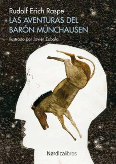 las aventuras del barón munchausen (ebook)-rudolf erich raspe-9788416112555