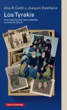 los tyrakis (ebook)-ana r. cañil-joaquin estefania-9788416495955