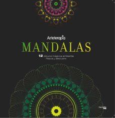 Descarga libros gratis en línea. ARTETERAPIA. MANDALAS. 12 DIBUJOS MÁGICOS: RASCA Y DESCUBRE 9788417240455 de  (Spanish Edition)