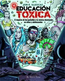 Ebook torrent descargar gratis EDUCACIÓN TÓXICA in Spanish 9788417700355
