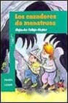 los cazadores de monstruos-alejandra vallejo-nagera-9788420449555