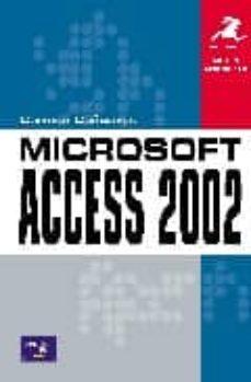Ironbikepuglia.it Guia De Aprendizaje Microsoft Access 2002 Image