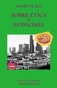 sobre etica y economia-amartya sen-9788420667355
